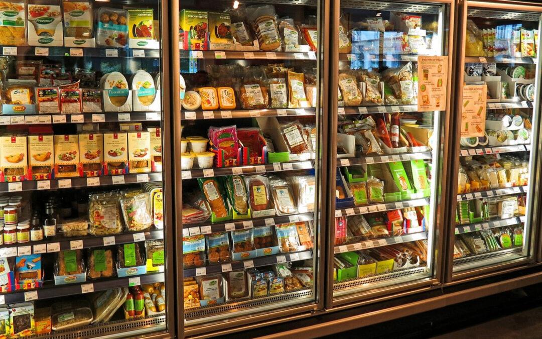 La vitrine réfrigérée permet de sublimer vos produits
