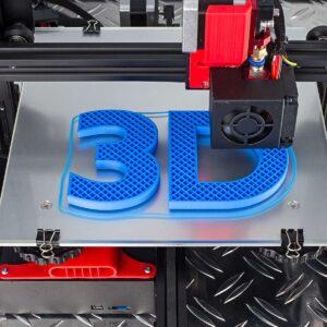 Créer des objets grâce à l'imprimante3D