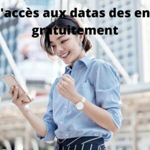 Infonet, l'accès aux datas des entreprises françaises